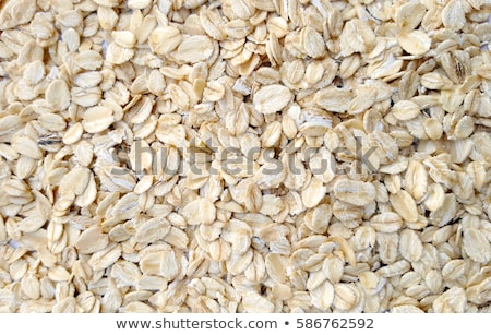 detail of oat flakes Stock photo © Digifoodstock