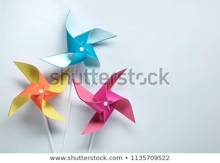 twirl color paper background. Stock photo © rwgusev