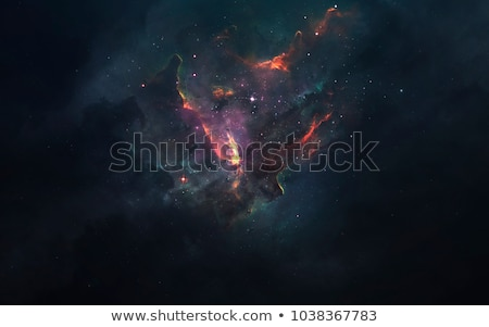 Nebula in space. Elements of this Image Furnished by NASA. Stock photo © NASA_images
