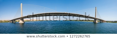 Bridge on the Nile Stock photo © Givaga