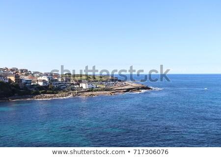 Panoramic views of Gordons Bay Sydney Stock photo © lovleah