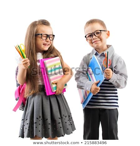 back to school in colour 2 Stock photo © marinini
