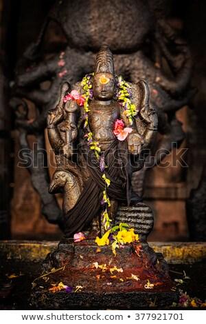 Afbeelding tempel godheid trap god asian Stockfoto © dmitry_rukhlenko
