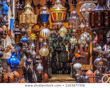 Estrada reino Marrocos norte África viajar Foto stock © mdfiles