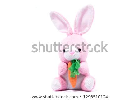 Cute · Sexy · Girl · розовый · трусики · Sexy · прикладом - Сток-фото © dolgachov