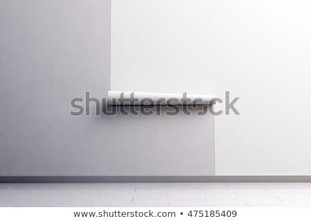 Wallpaper carta muro home stanza Foto d'archivio © photography33