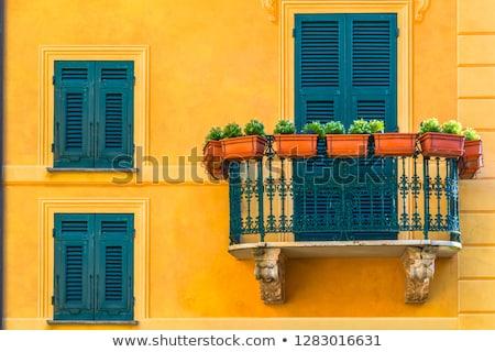vista · casa · vacaciones · lujo · Villa · ricos - foto stock © inaquim
