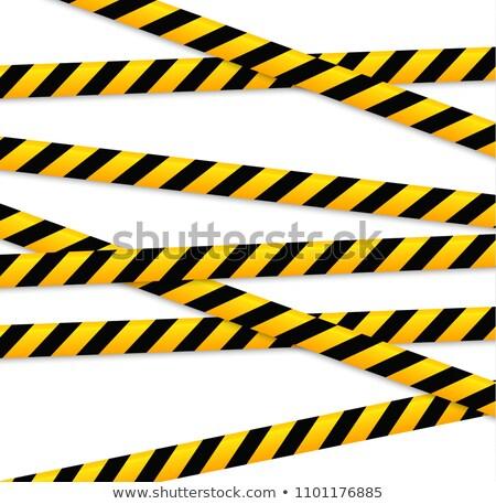 black insulating tape stock photo © marekusz