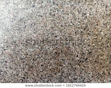decorative pattern fragment of gray paving slabs stock photo © tashatuvango