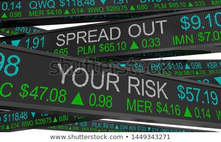 Diversified Investing Stock photo © Lightsource