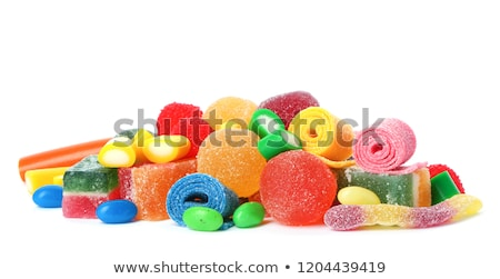 pile of yummy candy Stock photo © Klinker