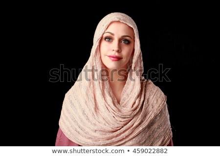 Portrait dame femme Photo stock © majdansky