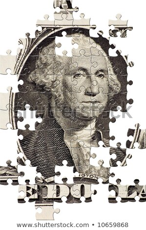 Stock photo: Change - Jigsaw Puzzle With Missing Pieces