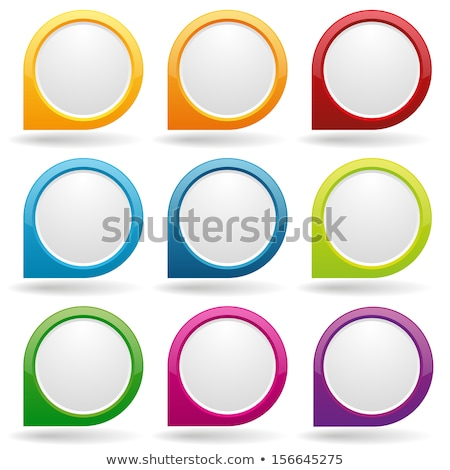 idő · tér · vektor · rózsaszín · ikon · terv - stock fotó © bluering