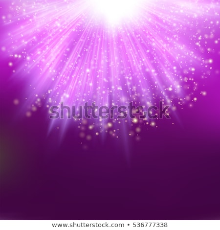 Christmas Ornaments with Pink Stardust  Stock photo © dariazu