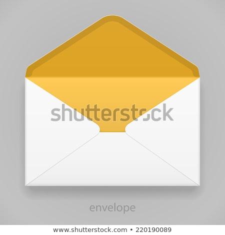 poczta · lotnicza · wysyłki · stanie · ilustracja · cartoon · spadochron - zdjęcia stock © pcanzo