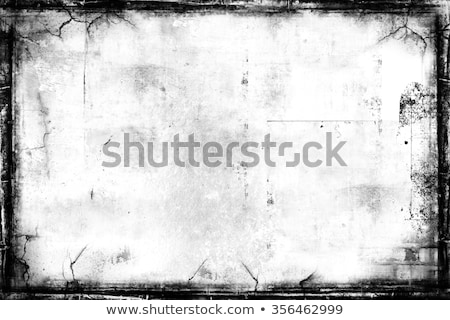 abstract black grunge frame background Stock photo © SArts