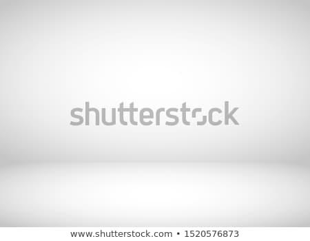 Vak witte reflectie 3D business Stockfoto © user_11870380