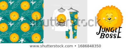 baby clothes bodysuit poster vector illustration stock photo © robuart