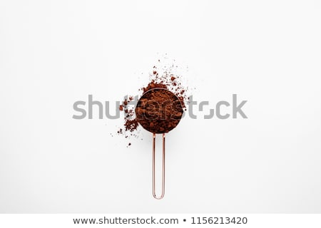 Superfoods in measuring spoons Stock photo © Melnyk