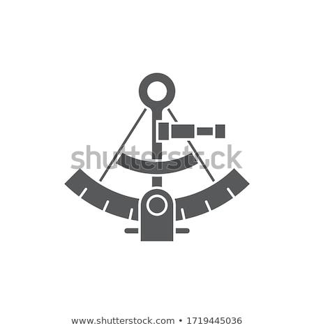 sextant vector illustration darko veselinovi darkves 1045399 stockfresh. Black Bedroom Furniture Sets. Home Design Ideas