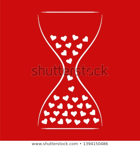 Time For Love Clock Stock photo © kbuntu