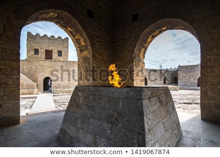 Ołtarz metal modlić asian asia Zdjęcia stock © smithore