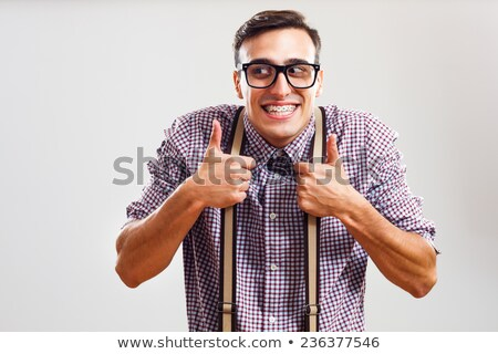 Jester with thumbs up Stock photo © photography33