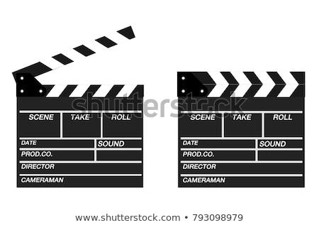 Slate Clapboard Stock photo © cteconsulting
