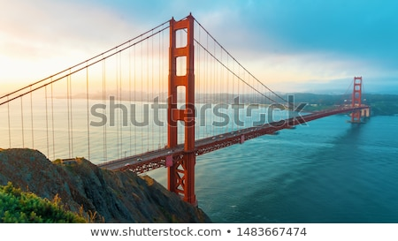 golden gate bridge san francisco united states stock photo © nito