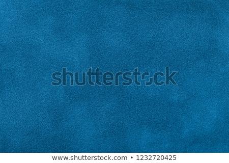 Végtelenített kék szőnyeg textúra rendkívül részletes Stock fotó © grasycho