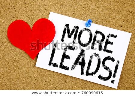 get more love stock photo © fuzzbones0