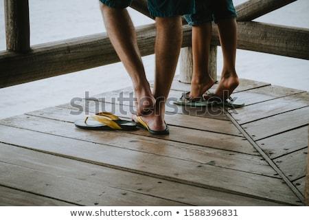 brazlian flipflop stock photo © swimnews