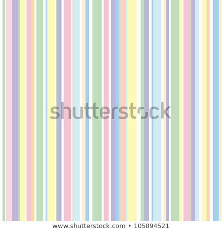 Stock photo: Strip pattern, pastel colors