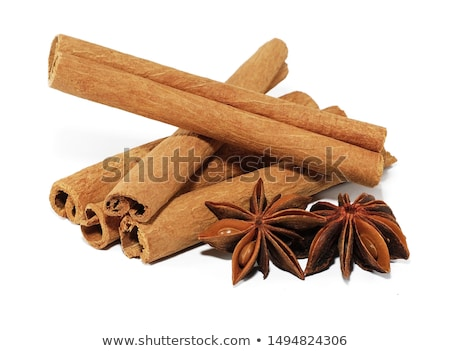 Cinnamon sticks and star anise Stock photo © Digifoodstock