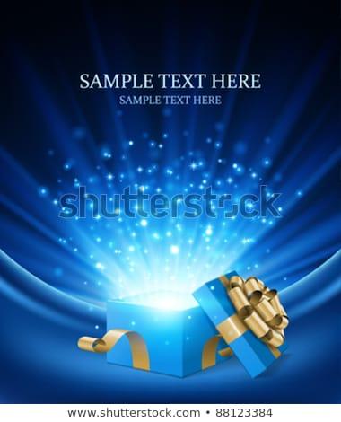 altın · ipek · şerit · eps · 10 · yalıtılmış - stok fotoğraf © beholdereye