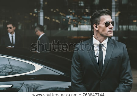bodyguard Stock photo © adrenalina