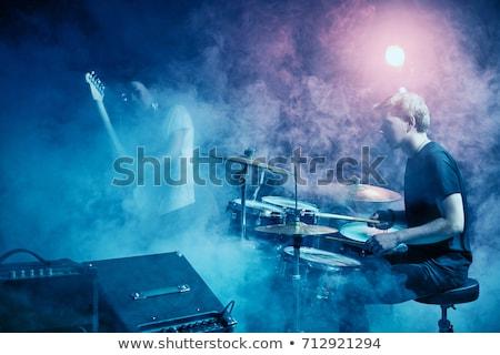 мужчины · певицы · Музыканты - Сток-фото © wavebreak_media