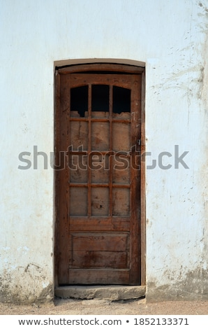 old white structure in Egypt Stock photo © ssuaphoto