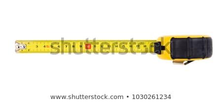 инженер · технической · отмечает · карандашом - Сток-фото © restyler