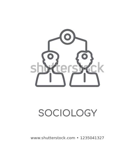 Learn Sociology - Business Book Title. 3D. Stock photo © tashatuvango