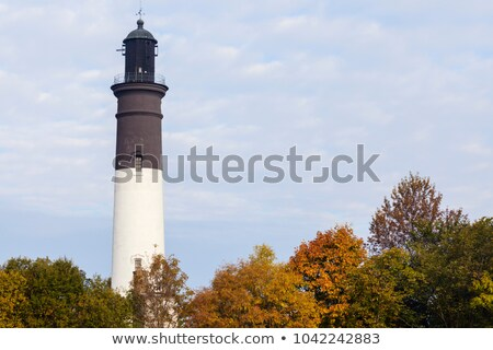 Tallinn Upper Lighthouse in autumn scenery  Stock photo © benkrut