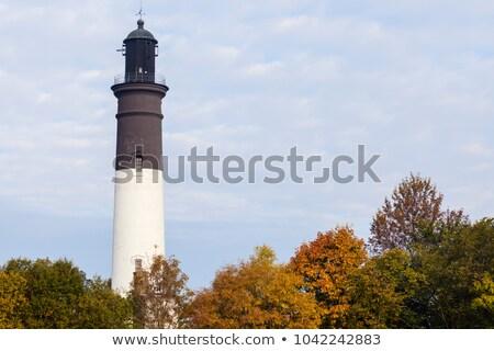 Tallinn Upper Lighthouse in autumn scenery  Stock photo © benkrut