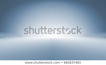blue studio background with product display frame Stock photo © SArts