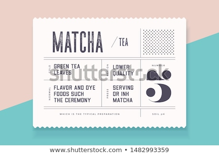 Stock photo: Labels