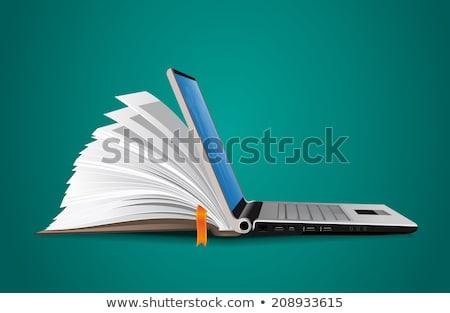 Informatika szoftver fejlesztés programozás kódolás tanul Stock fotó © RAStudio