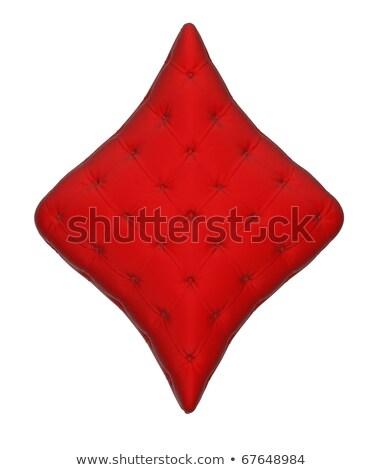 vip · ikon · piros · izolált · fehér · internet - stock fotó © arsgera