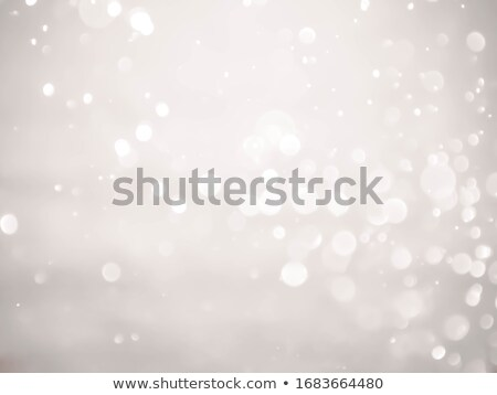 Abstract shining sparkling light and rounds Stock photo © antkevyv