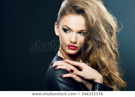 Edgy Rock Portrait Stock photo © curaphotography
