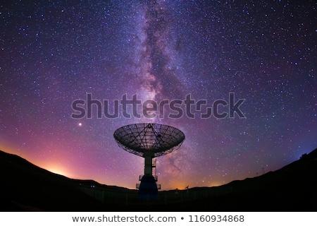 radio telescope Stock photo © xedos45